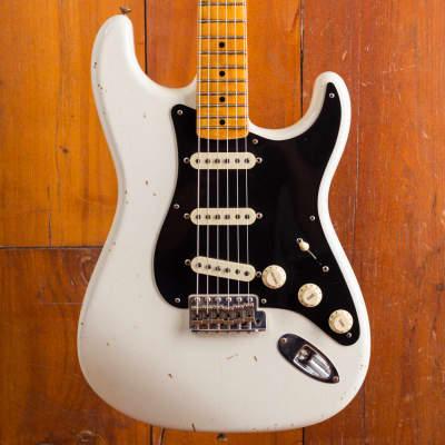 Fender Fender CS Masterdesign 1956 Stratocaster Relic Todd Krause Desert Tan for sale
