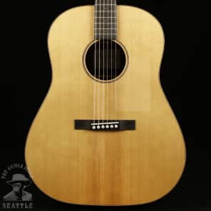 Halcyon AJ Indian Laurel & Torrefied Lutz Acoustic Guitar
