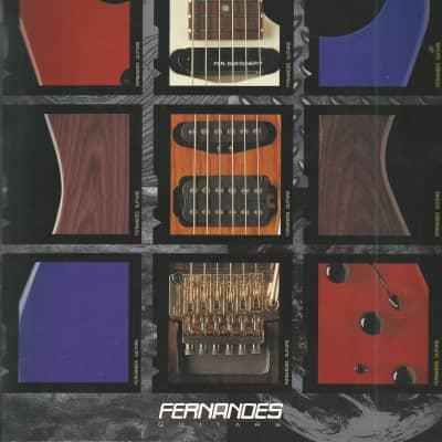 Fernandes-Catalog, 1993