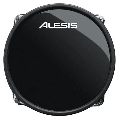 "Alesis RealHead 12"" Dual-Zone Electronic Drum Pad"
