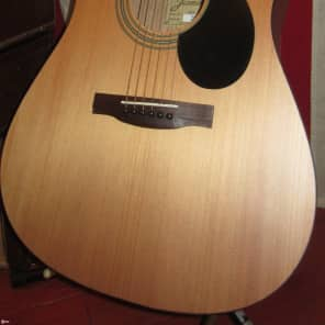 Jasmine S-35 Dreadnought Acoustic Guitar Natural