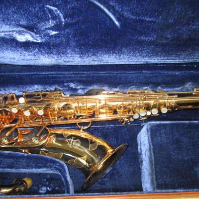 SELMER MARK VI 1968 Tenor Saxophone with original case