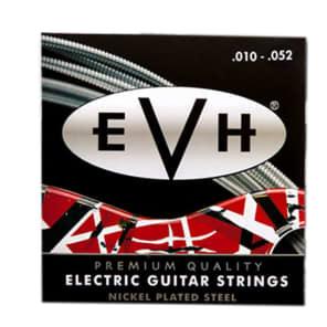 EVH 1052 Premium Nickel Plated Steel Electric Guitar Strings - Medium (10-52)