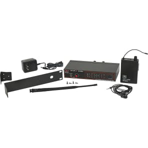 Galaxy Audio AS-900 Any Spot Wireless In-Ear UHF Personal Monitor System - Band N4 (521.85 MHz)