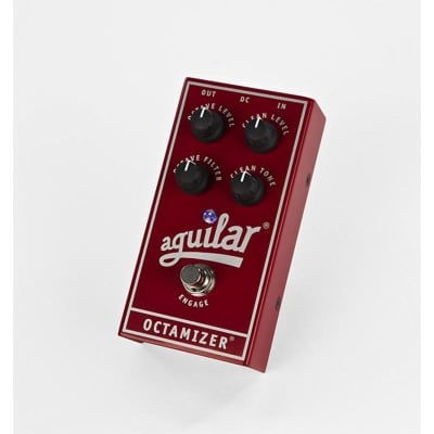 Aguilar APOC Octamizer Analog Octave Effects Pedal for sale