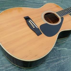 Yamaha FG-202B Folk Guitar Natural