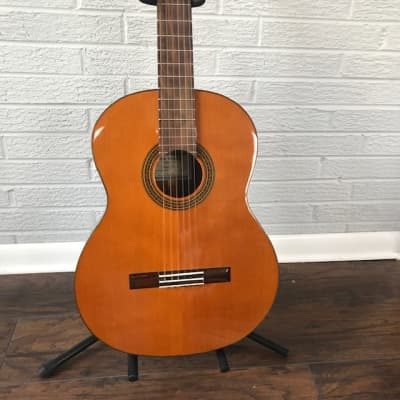 New World Kenny Hill Estudio 650 Classical Guitar 2013 w/ Case for sale