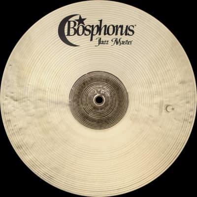 """Bosphorus Jazz Master 14"""" Hi-Hat 802/1200 g"""