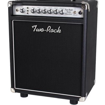 Two-Rock Studio Signature 1x12 Combo Amplifier, Black, Silverface for sale