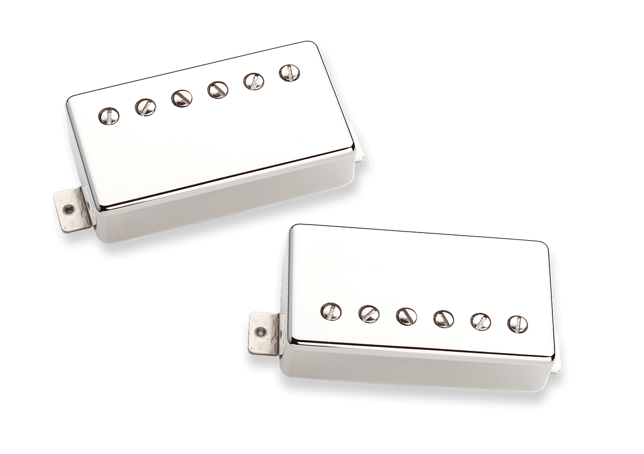 Seymour Duncan Pearly Gates w/ Nickel Covers