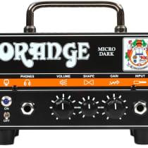 Orange Micro Dark 20W Hybrid Head image