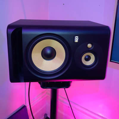 "KRK RP10-3 Rokit G4 3-Way 10"" Active Studio Monitors (Pair) Black"