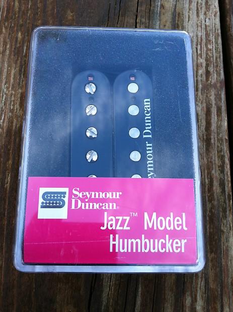 seymour duncan sh 2 jazz model humbucker guitar pickup black reverb. Black Bedroom Furniture Sets. Home Design Ideas