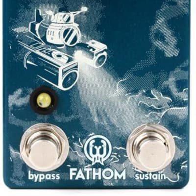 Walrus Audio Fathom Multi-Function Reverb Pedal for sale