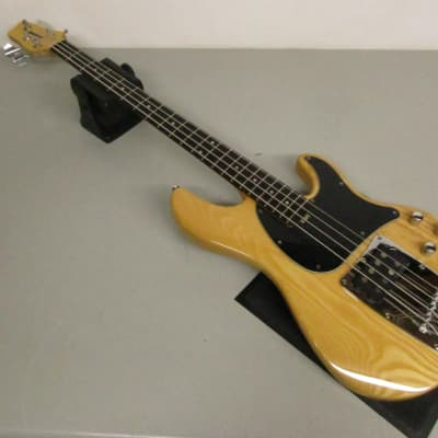 Ibanez ATK-300 Bass Guitar Natural for sale