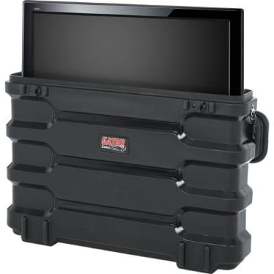 """Gator GLED2732ROTO Roto Molded 27-32"""" LED Monitor Transport Case"""