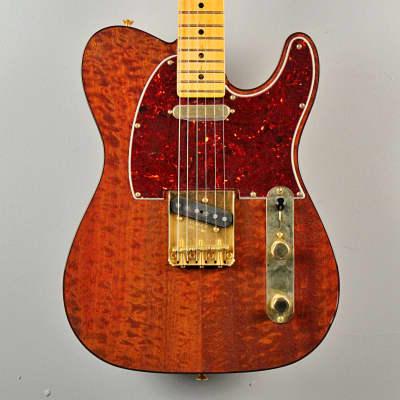 Fender Rarities Telecaster Red Mahogany Top