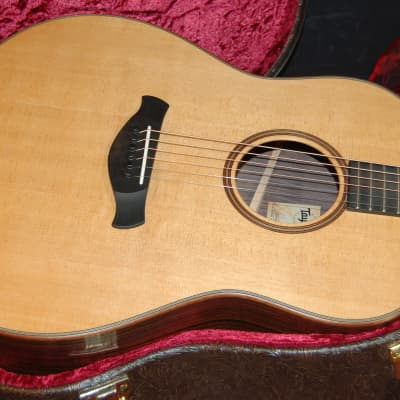 MINT! Taylor Builder's Edition 717 Sitka Spruce Top Indian Rosewood V-Class Authorized Dealer SAVE!