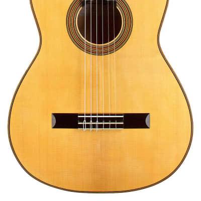 Paolo Coriani 1907 Enrique Garcia 2018 Classical Guitar Spruce/Maple for sale
