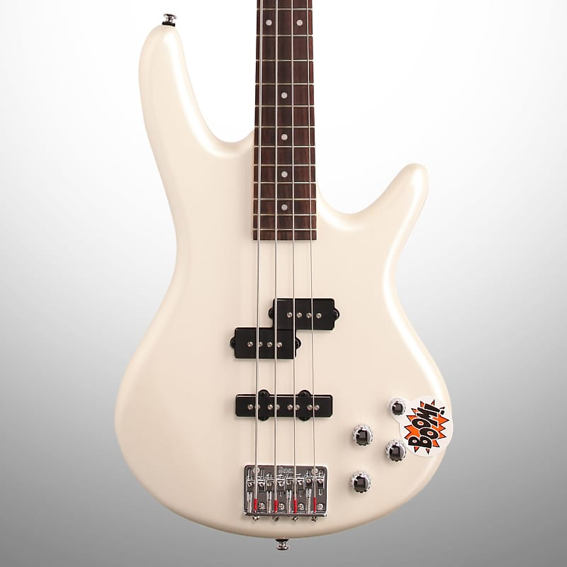 ibanez gsr200 electric bass pearl white zzounds reverb. Black Bedroom Furniture Sets. Home Design Ideas