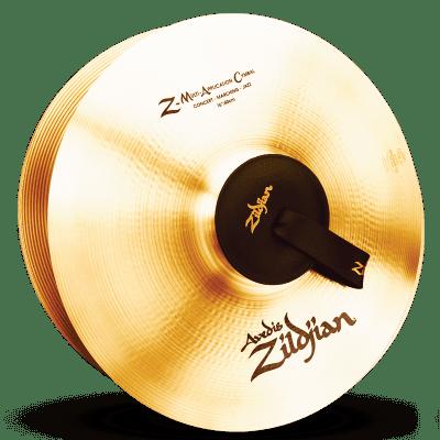 "Zildjian Z Mac Cymbal Pair With Grommets 16"""