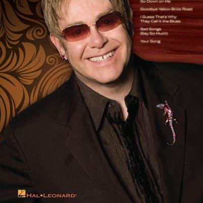 Hal Leonard Elton John for Ukulele Songbook