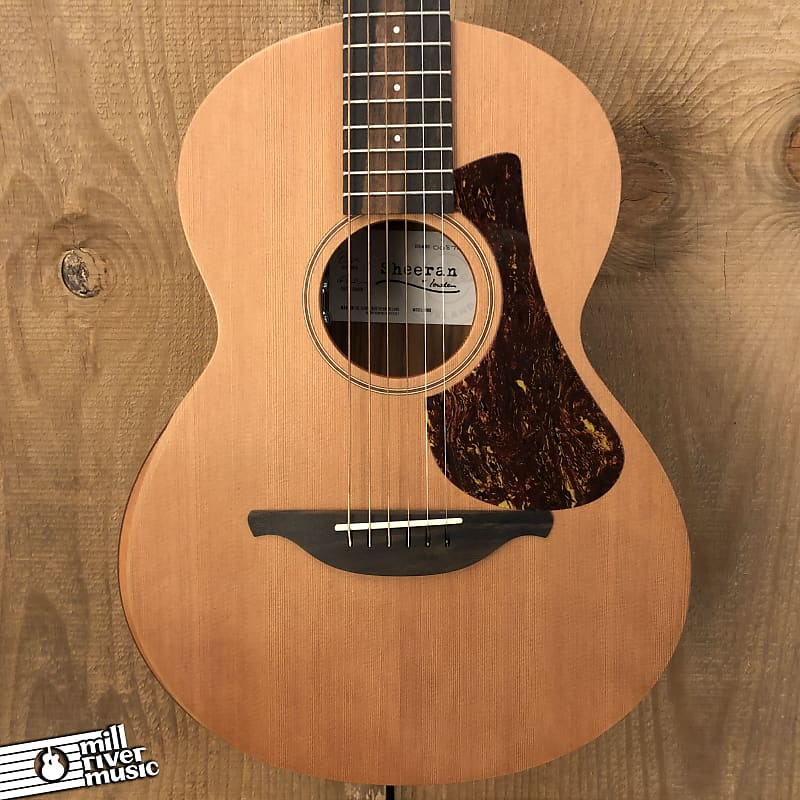 Sheeran by Lowden W03 Cedar / Rosewood Acoustic Electric Guitar Natural