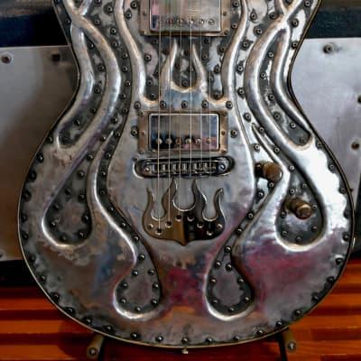 McSwain Custom Flame Guitar / 1 of 1  2004 for sale