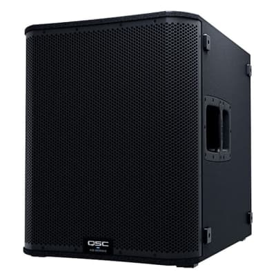 "QSC KS118 3600-Watt 18"" Active Subwoofer"