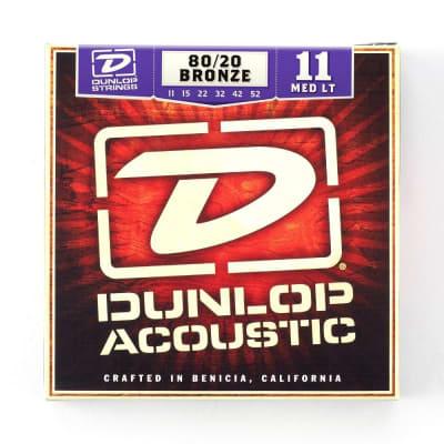 Dunlop 80/20 Bronze 11-52 Medium/Light