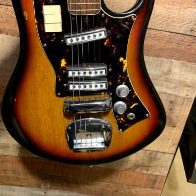 Norma 3 Pickup Vintage  1965-1979 Sunburst for sale