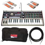 Korg microKORG Synthesizer / Vocoder STAGE RIG