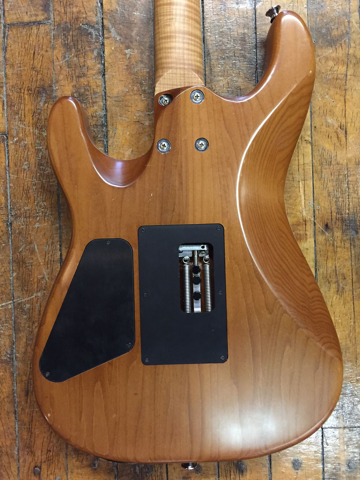 Charvel Guthrie Govan Signature 2015 Natural Flame Maple