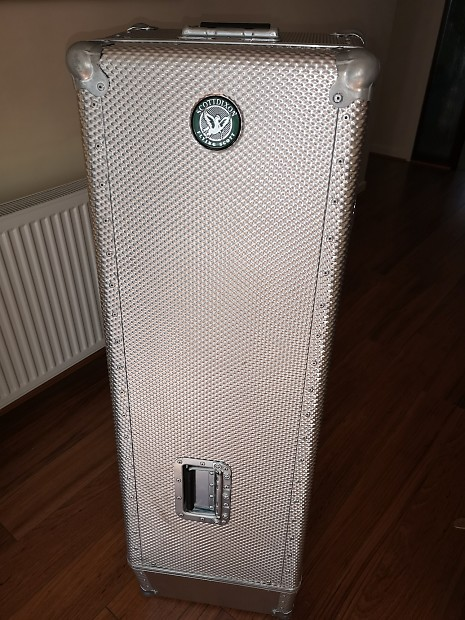bbacd4d6a3b Scott Dixon Custom Double Acoustic Guitar Case Flightcase | Reverb