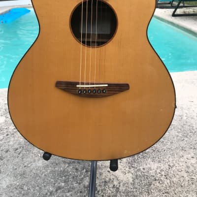 Baden A model acoustic A Unknown Sitka spruce top- rosewood back for sale