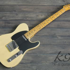 CoolZ  ZTL-1M Telecaster 2010 Off White Blond for sale