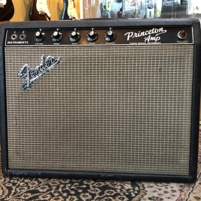 Fender Princeton Blackface 12-Watt 1x10