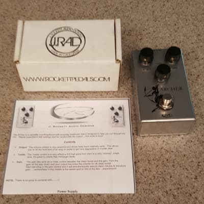 J. Rockett Audio Archer Overdrive