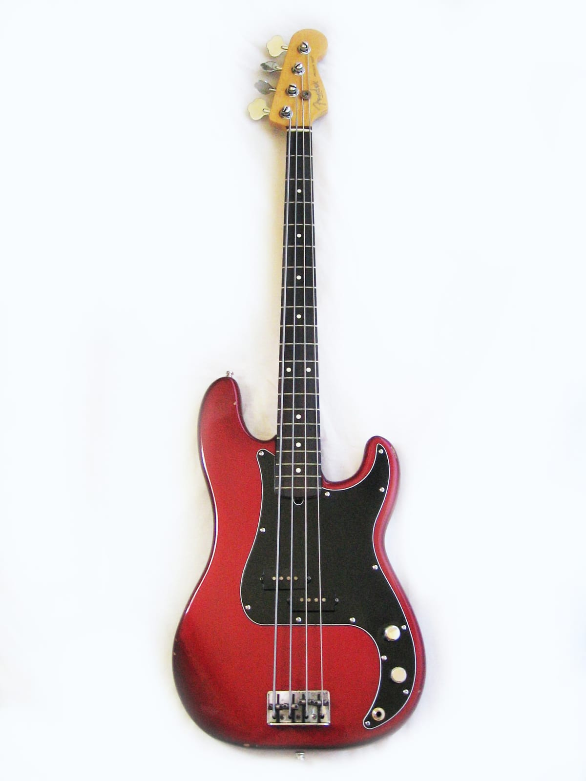 fender american standard precision bass 1995 made in usa reverb. Black Bedroom Furniture Sets. Home Design Ideas