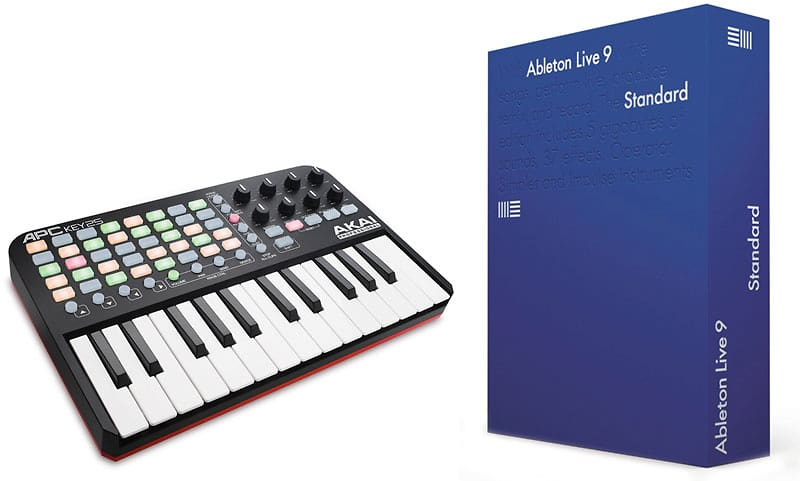 akai apc key 25 upgrade to ableton standard 9 5 combo reverb. Black Bedroom Furniture Sets. Home Design Ideas