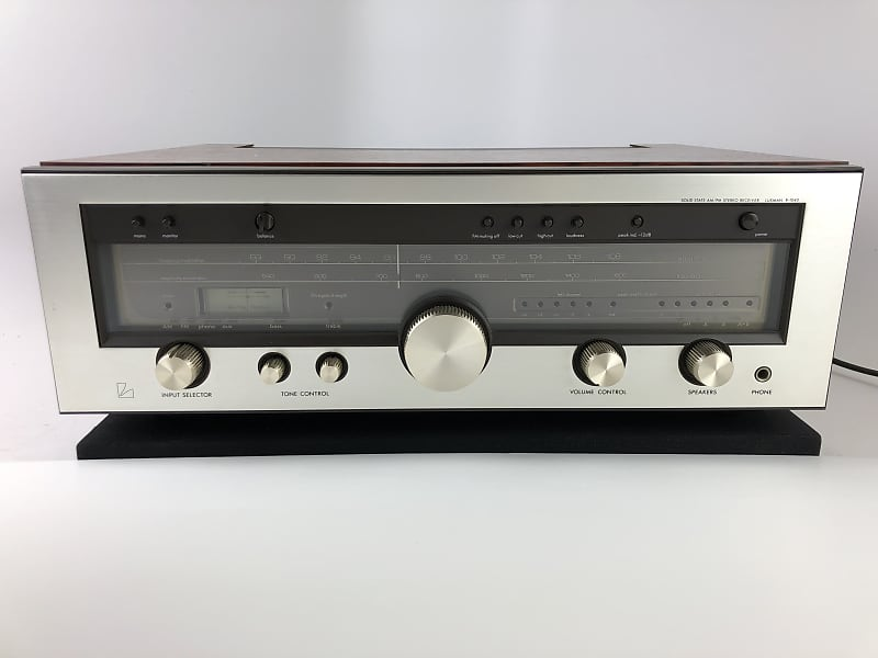 Luxman R1040 Vintage Receiver from the 70's | SkyFi Audio