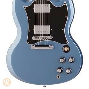 Gibson SG Standard Exclusive Pelham Blue 2011