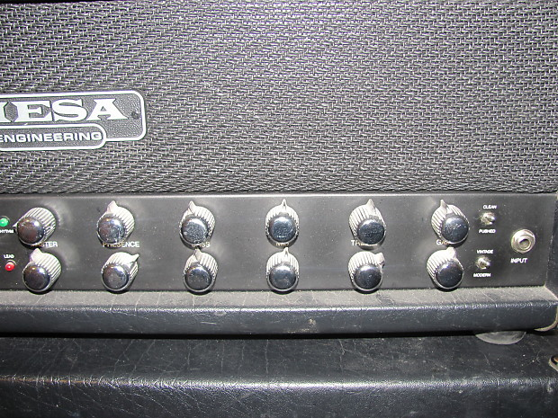 mesa boogie rectoverb 50 series 1 head in great condition reverb. Black Bedroom Furniture Sets. Home Design Ideas