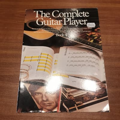 The Complete Guitar Player by Russ Shipton Book 4Music Book