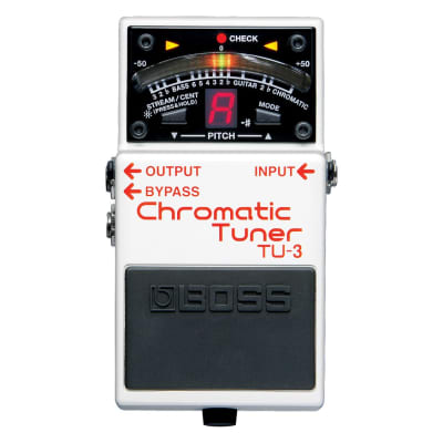 Boss TU-3 Pedal Tuner for sale
