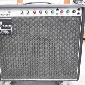 Carlsbro 60 TC Combo Vintage Guitar Amplifier Amp 220V Celestion Made In UK for sale