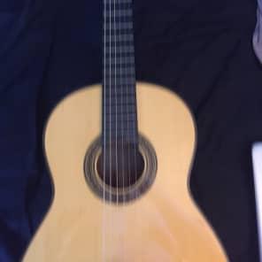 Yamaha CG201S Spruce Top Classical Guitar Natural