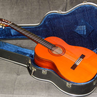 MADE IN 1980 CERVANTES CLASE 500 - GREAT RAMIREZ STYLE CLASSICAL CONCERT GUITAR for sale
