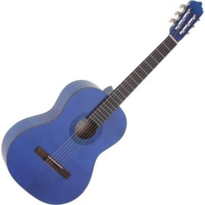 LA MANCHA Rubinito Azul SM - Konzertgitarre for sale