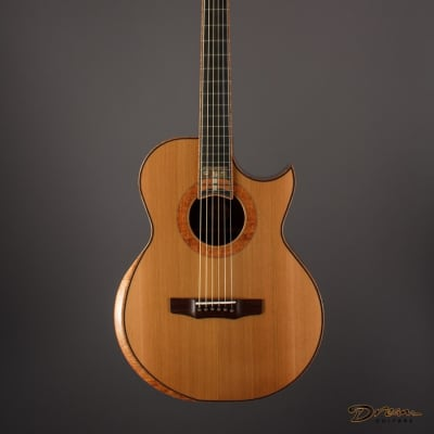 2015 Charis SJ The Music Box, Brazilian Rosewood/Cedar for sale